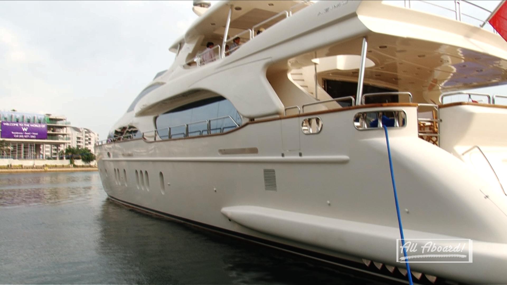 All Aboard! – Hye Seas II