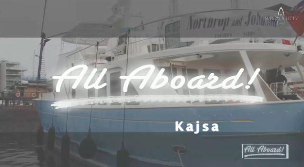 All Aboard! – Kajsa (Sea Spirit)