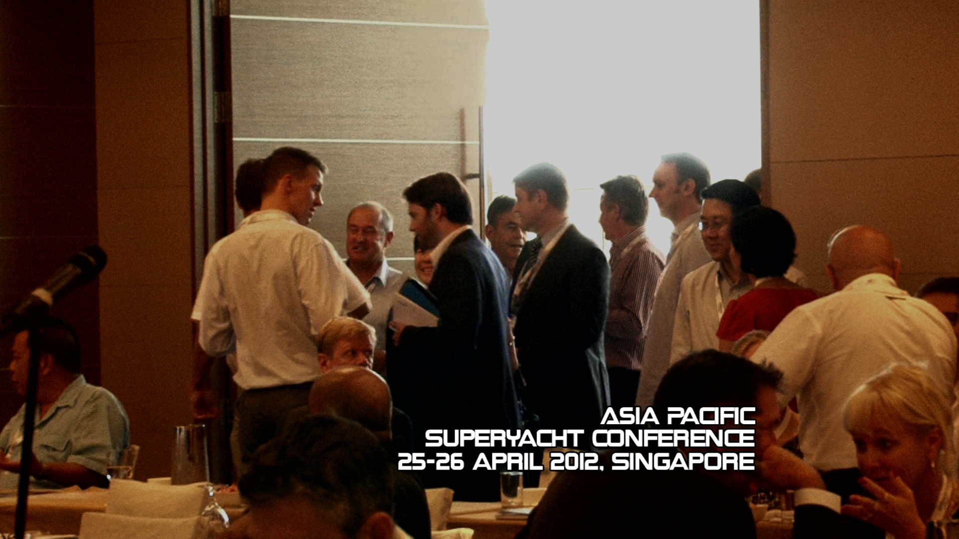 2012 Singapore Yacht Show – Conference Highlights