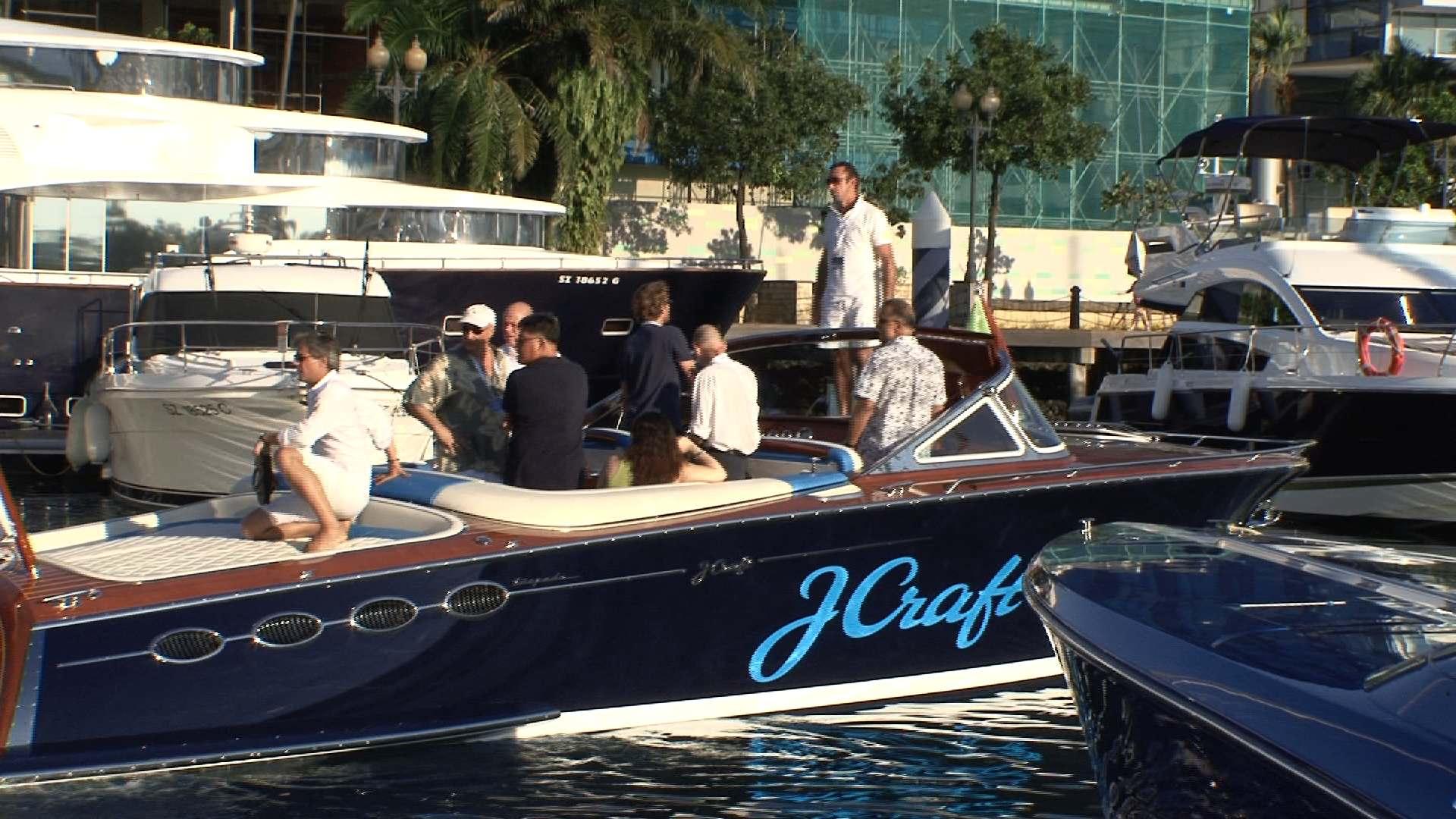 2012 Singapore Yacht Show – J Craft Torpedo