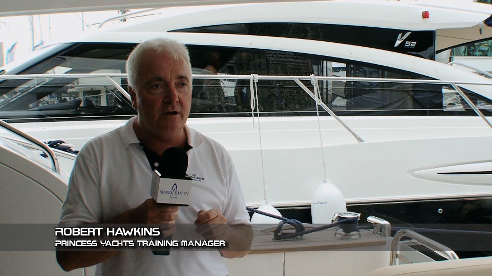 Boat Asia 2012 – Robert Hawkins