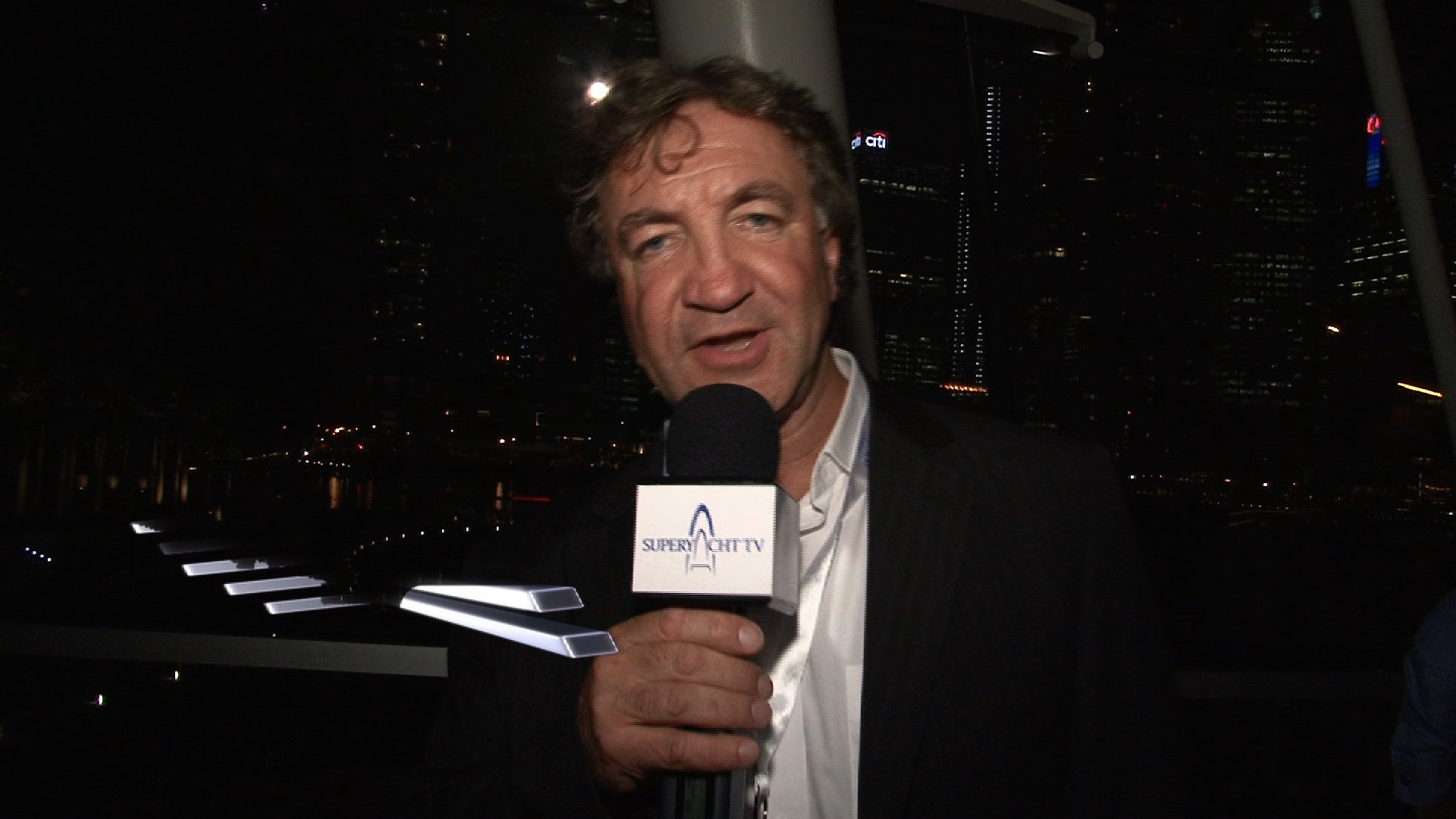 2012 Singapore Yacht Show – Andy Treadwell – What to expect