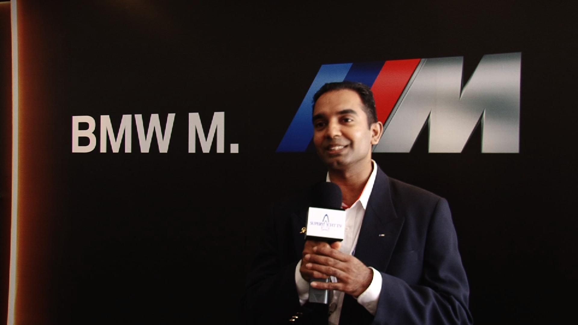 2012 Singapore Yacht Show – BMW M (Kugan)