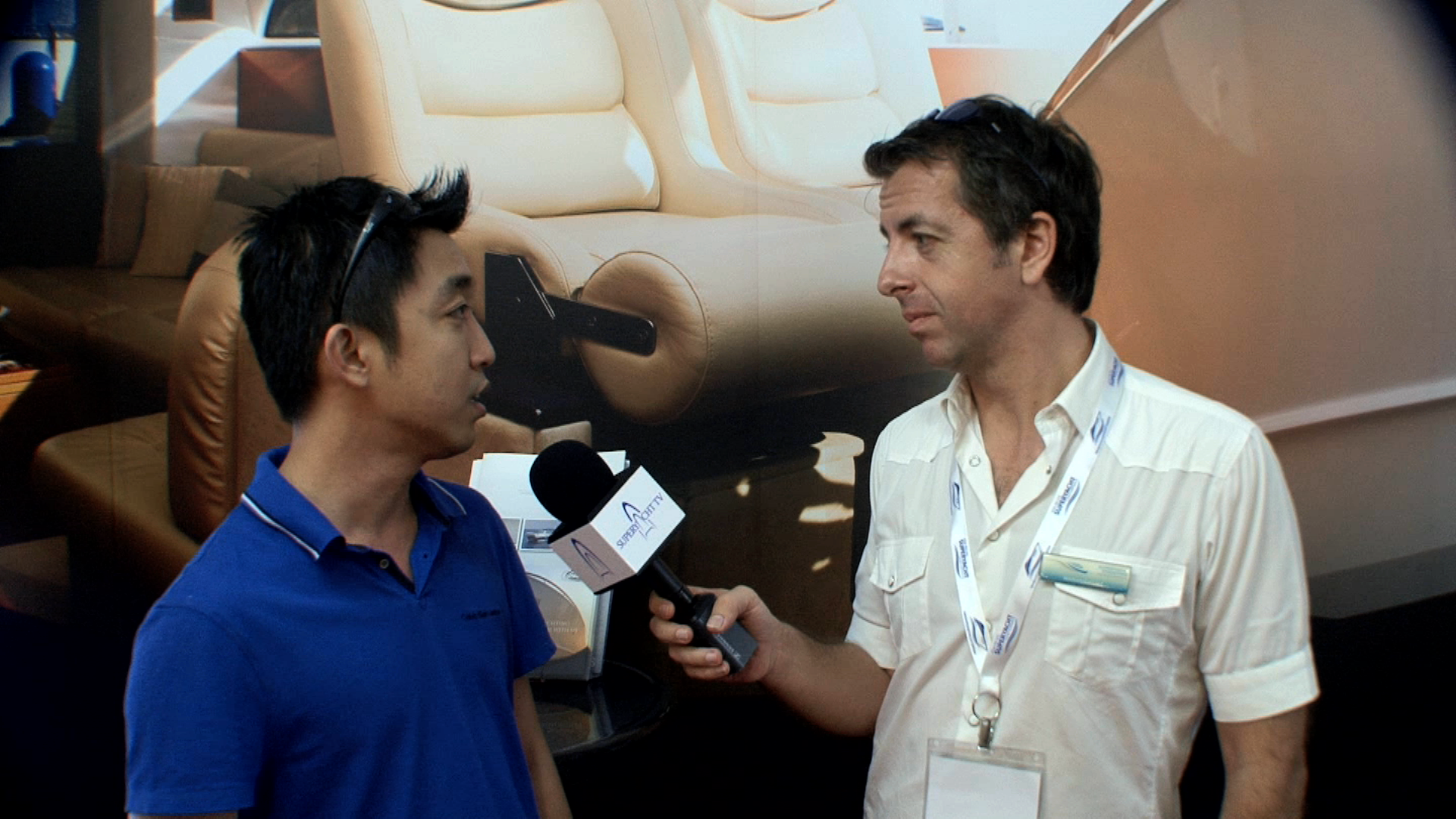 2012 Singapore Yacht Show – A unique approach to yacht business development with MechMarine Superyacht Division
