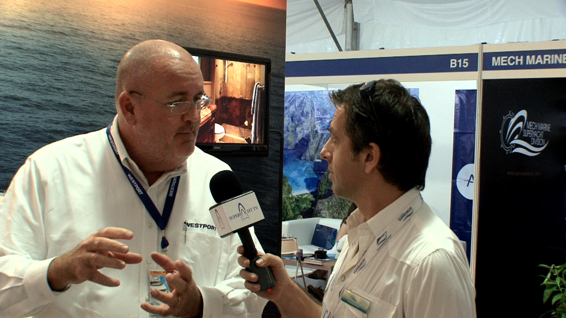 2012 Singapore Yacht Show – Conversation with Phil Purcell, Vice-President, Westport