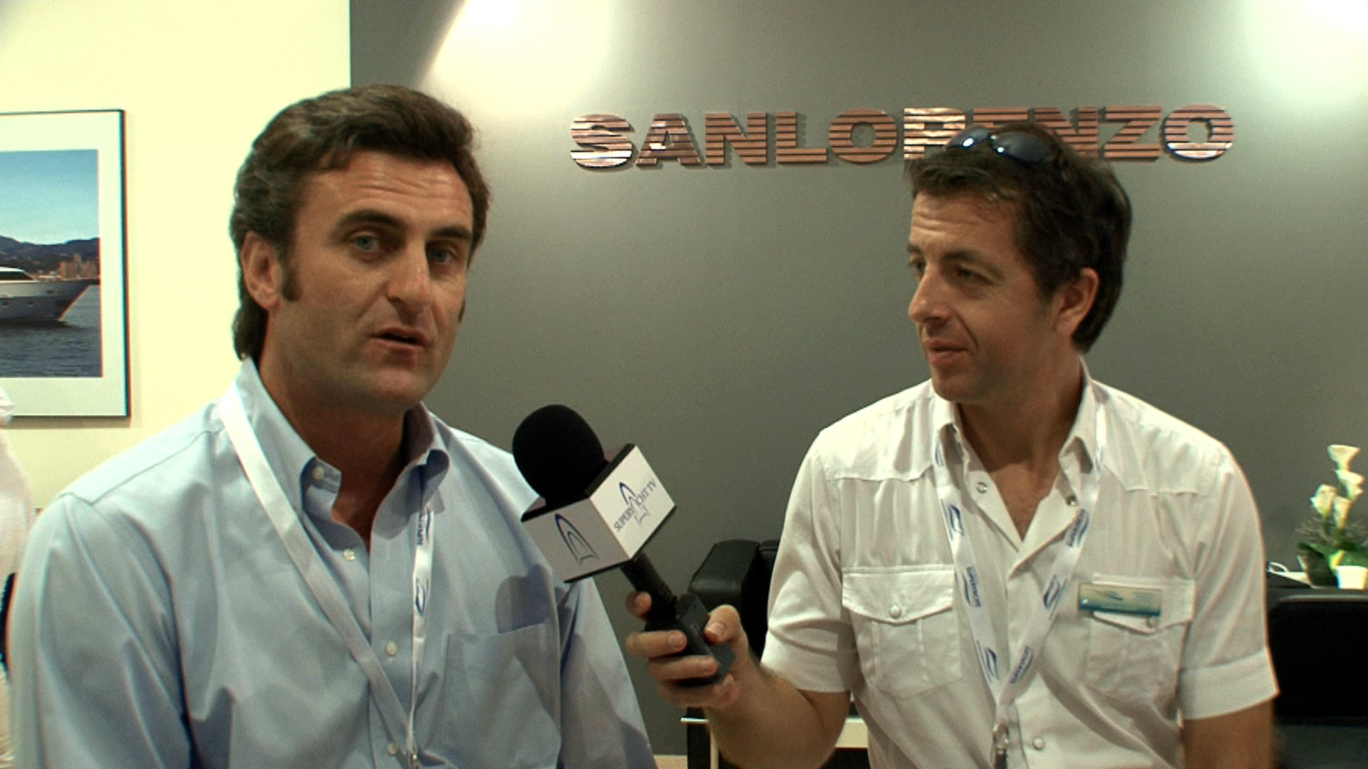 2012 Singapore Yacht Show – SuperyachtTV speaks with Mario Gornati, Head of Sales and Communication, San Lorenzo