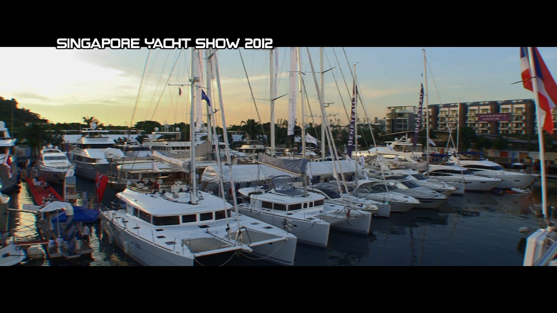 2012 Singapore Yacht Show – Highlights