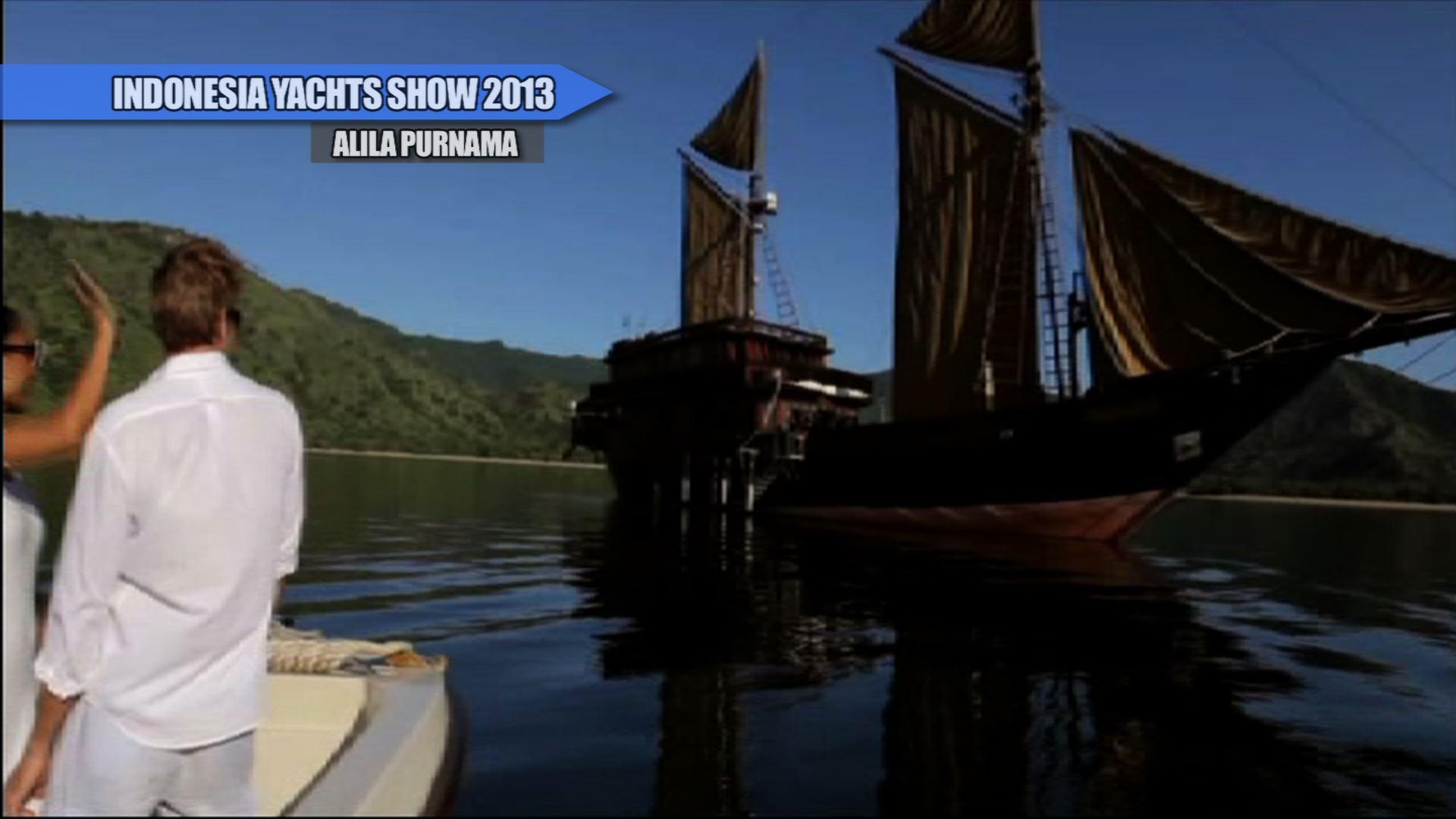 Alila Purnama (Indonesia Yachts Show 2013)