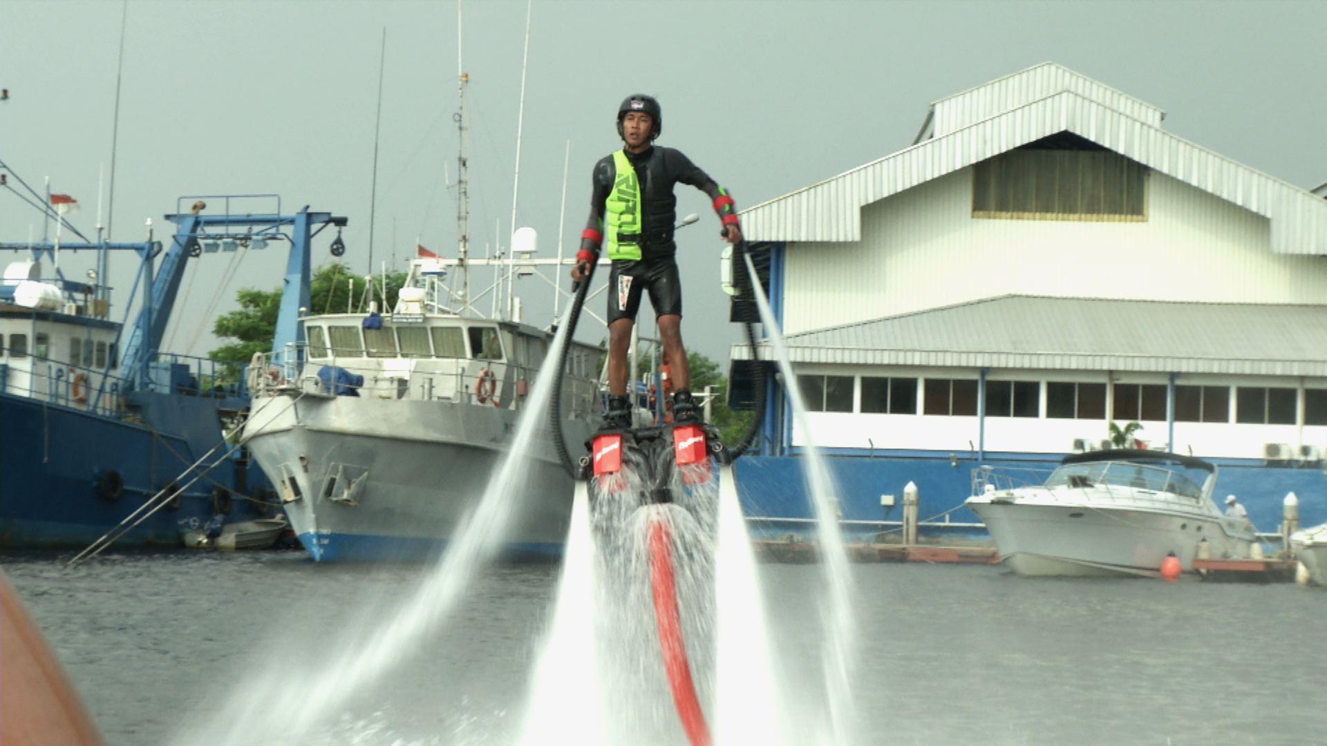 Germinai Watercrafts (Indonesia Yachts Show 2013)