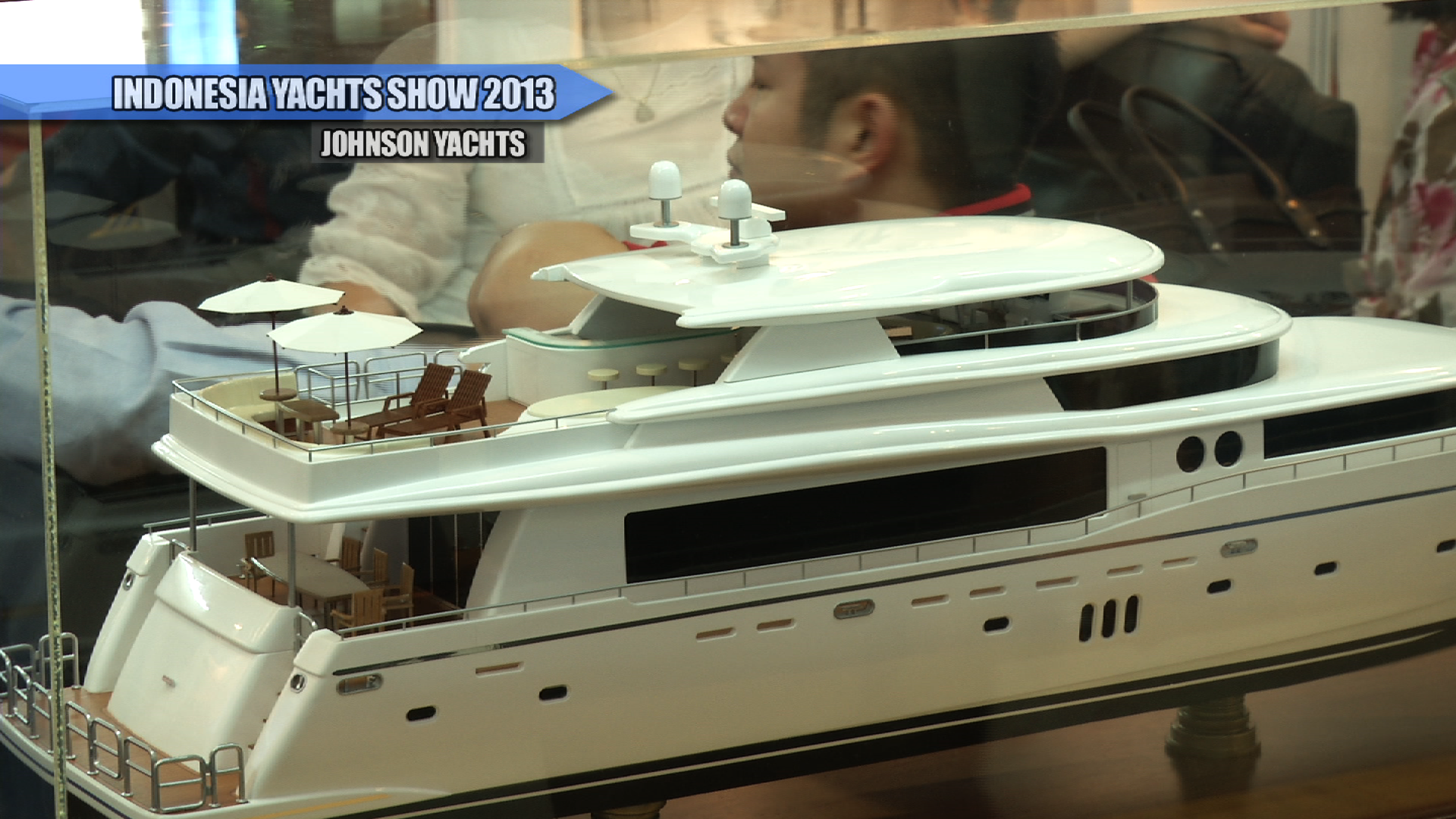 Johnson Yachts (Indonesia Yachts Show 2013)