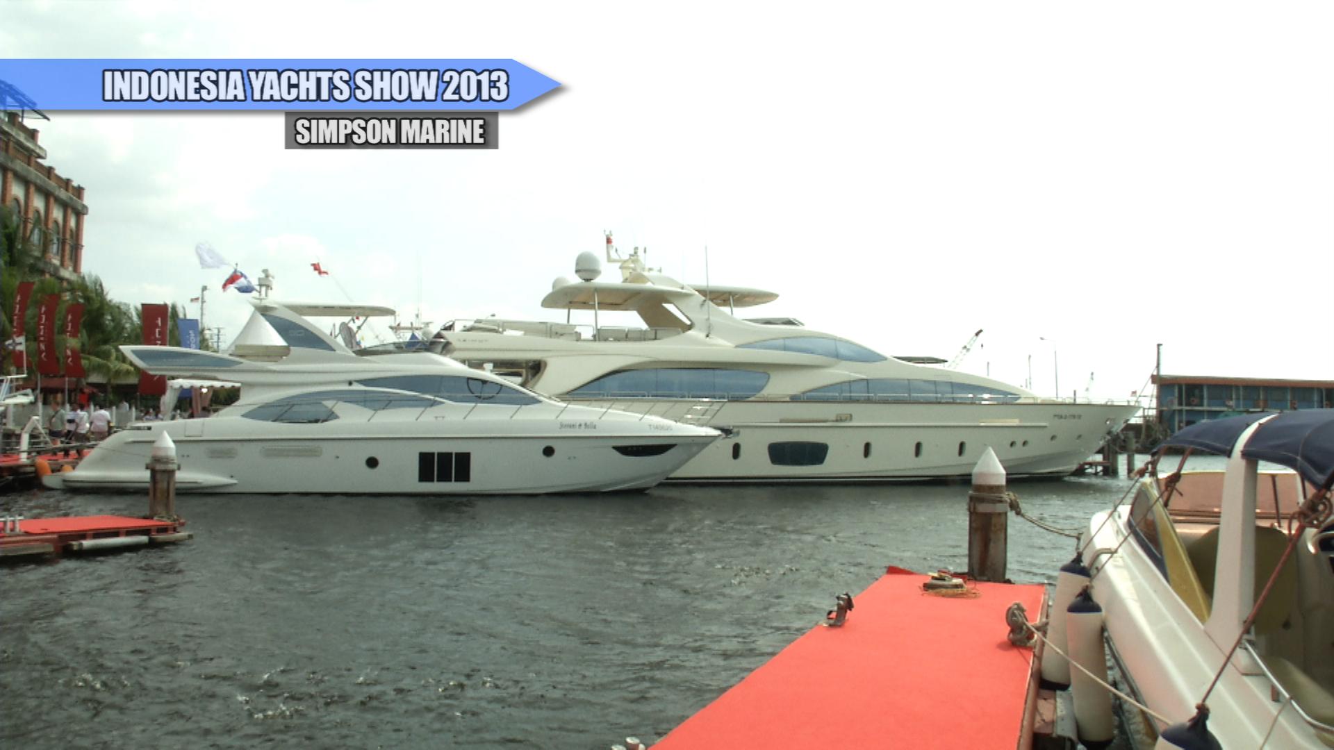 Simpson Marine (Indonesia Yachts Show 2013)