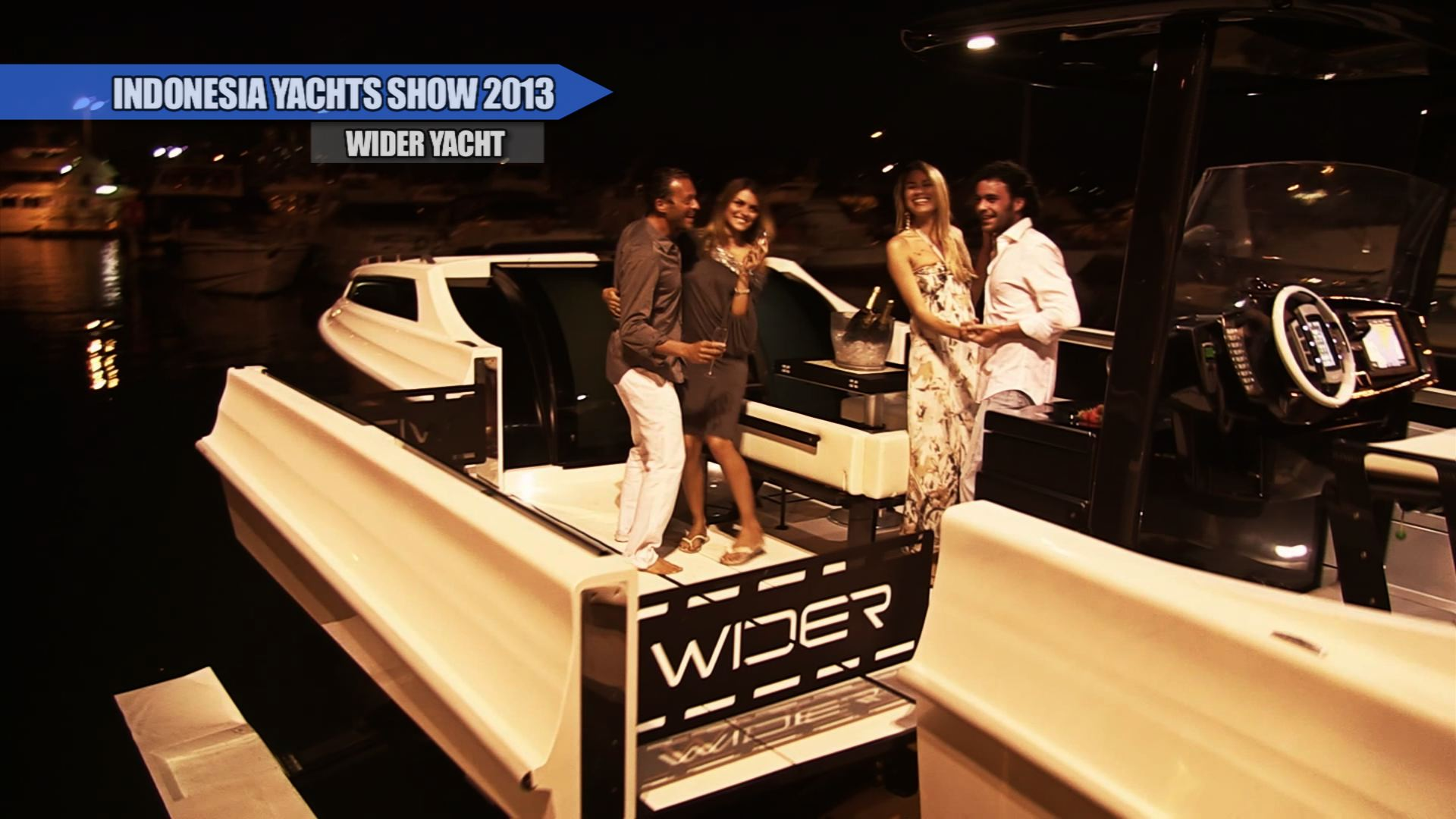 Wider Yachts (Indonesia Yachts Show 2013)