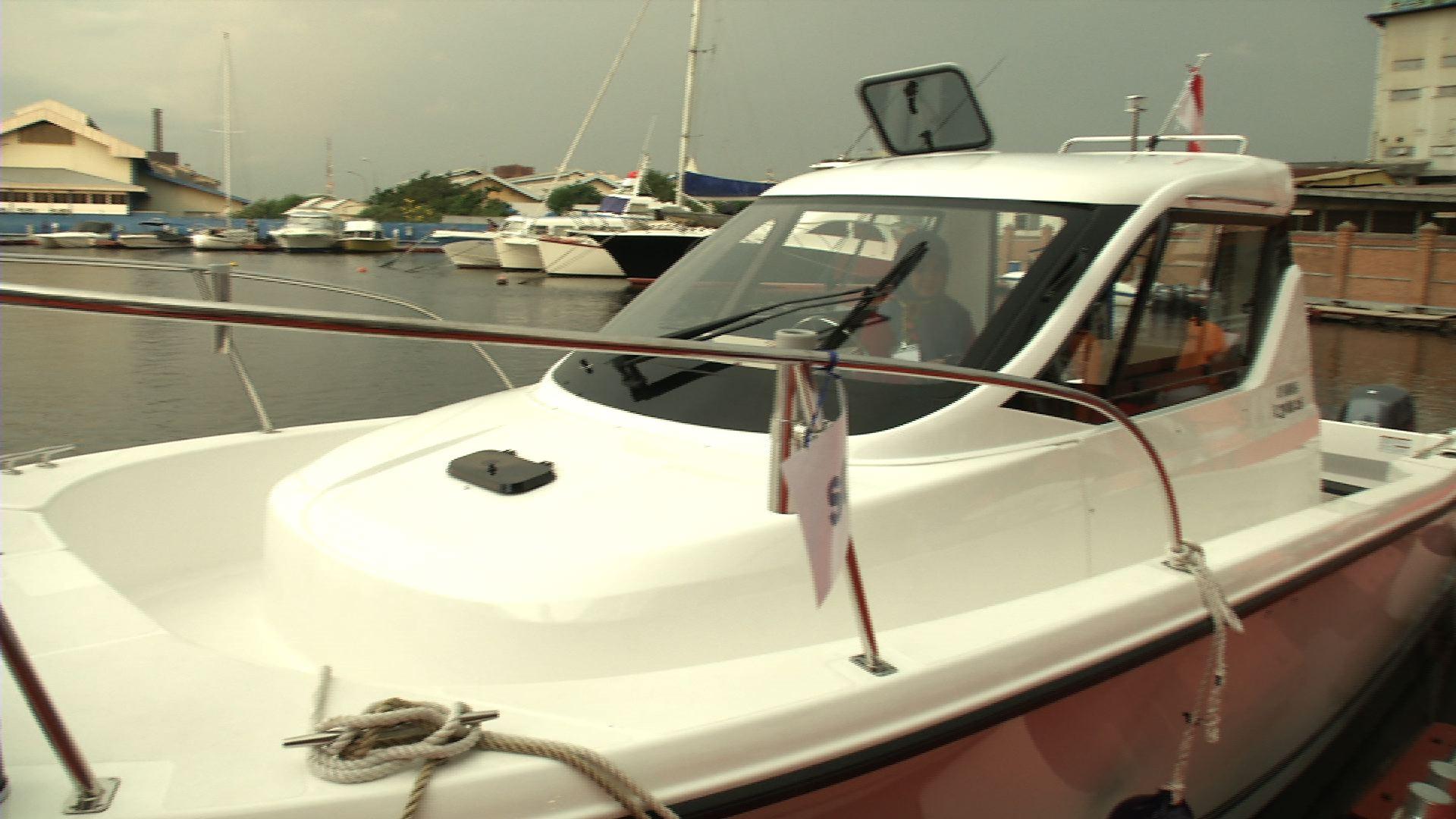 Yamaha Marine – Indonesia Yachts Show 2013
