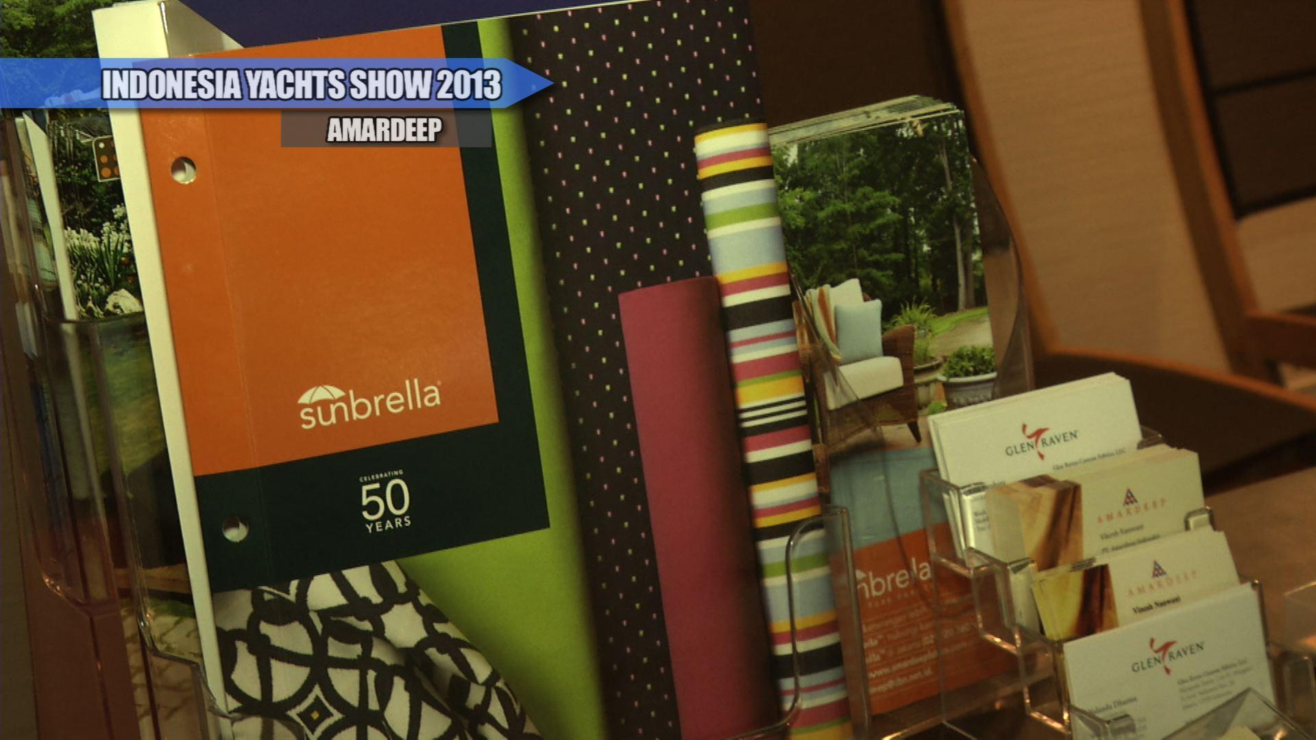 Amardeep / Sunbrella (Indonesia Yachts Show 2013)